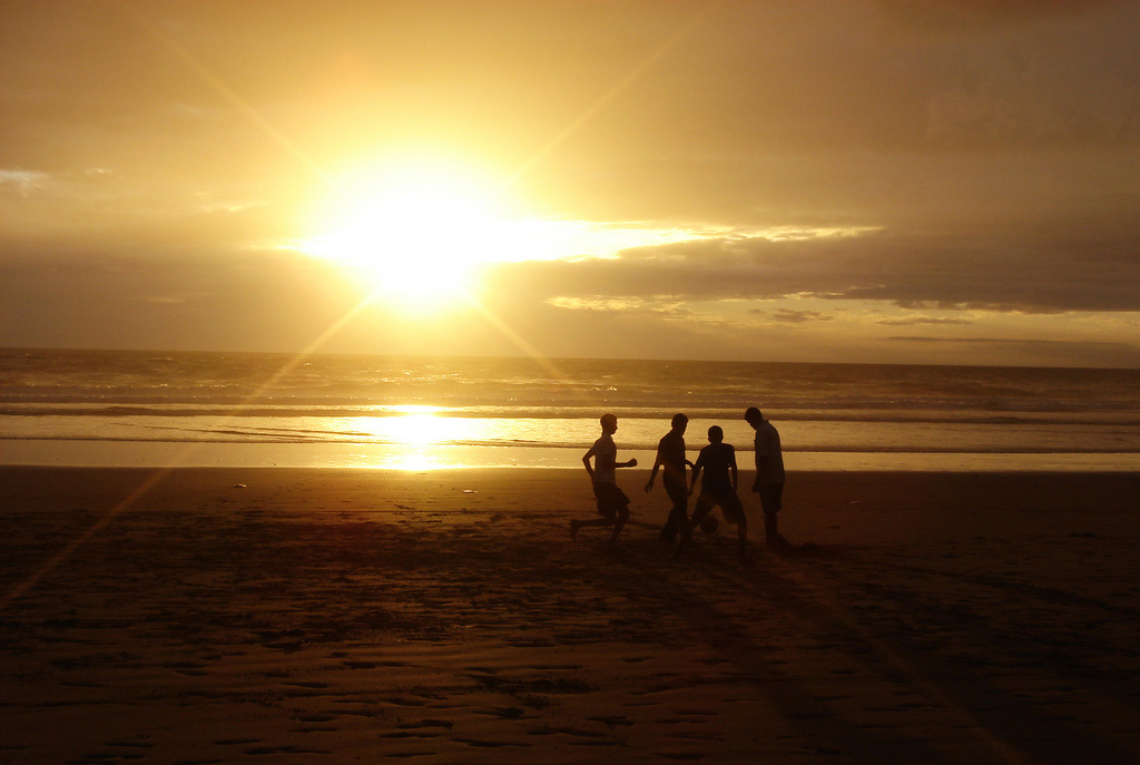 Пляж Тагхазоут в Марокко, фото 4