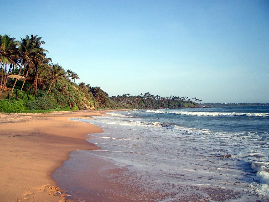 Пляж Тангалла в Шри-Ланке, фото 2