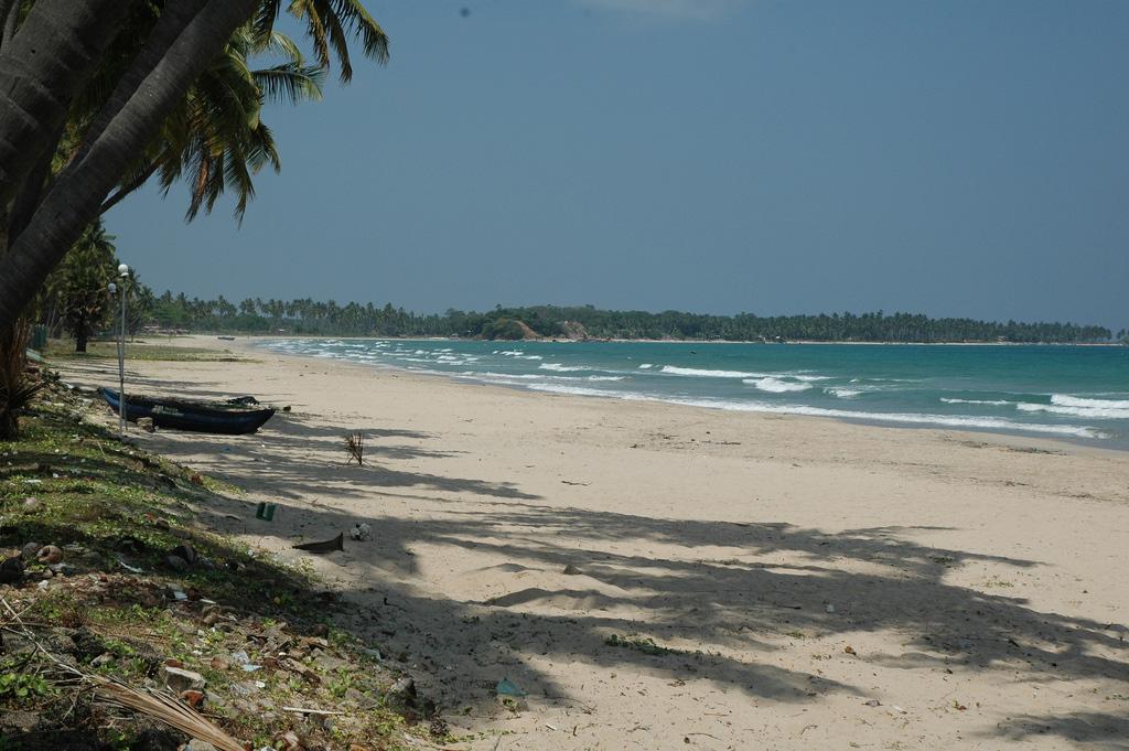 Пляж Тангалла в Шри-Ланке, фото 3