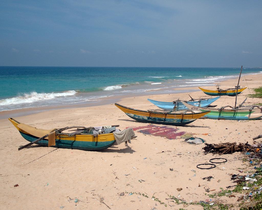 Пляж Тангалла в Шри-Ланке, фото 5
