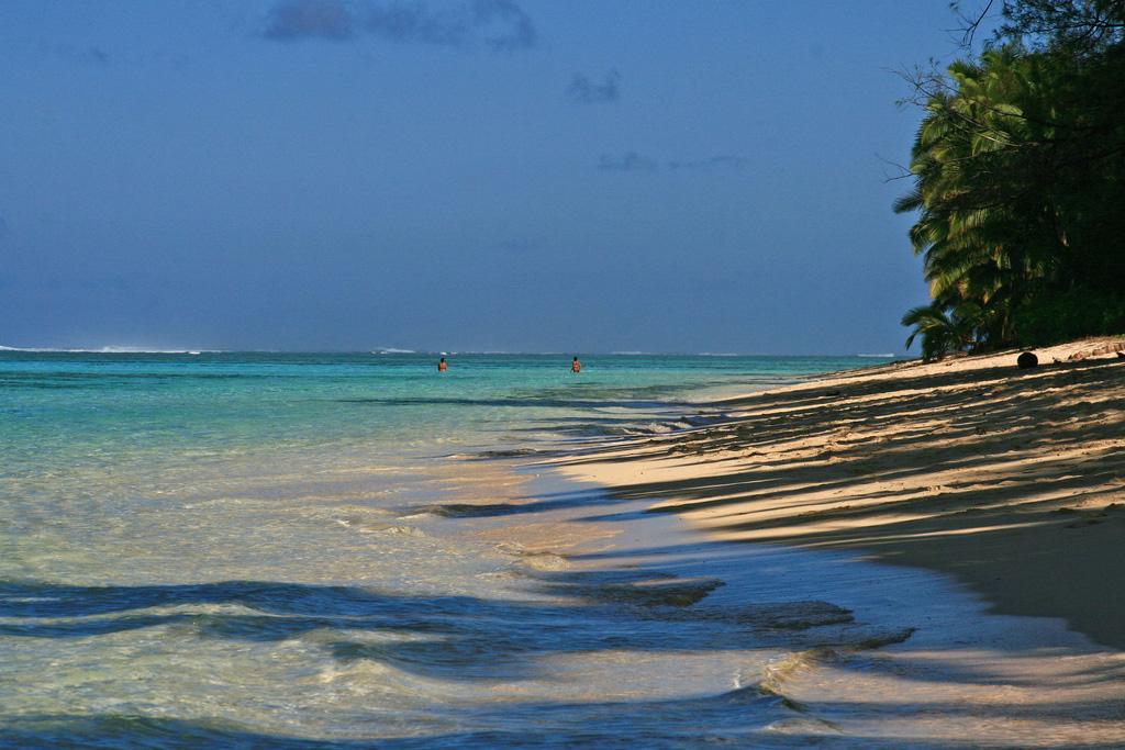 Пляж Титикавека на острове Кука, фото 2