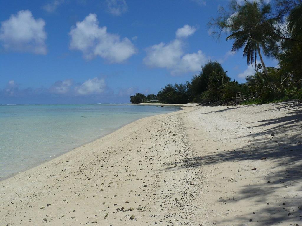 Пляж Титикавека на острове Кука, фото 3