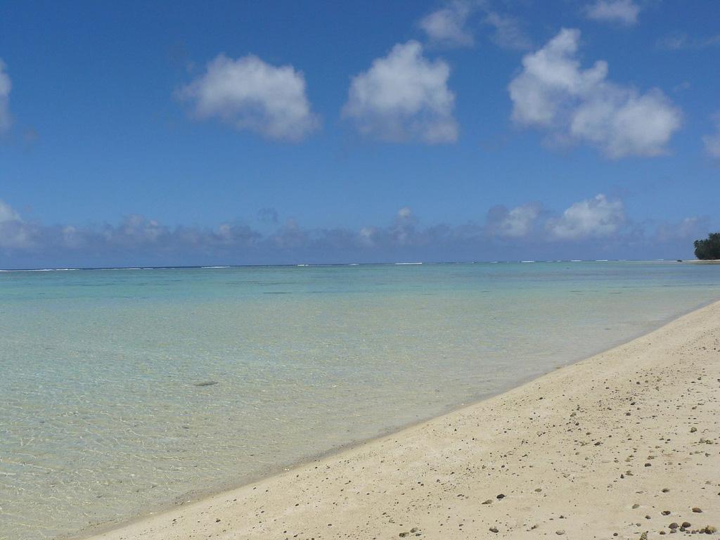 Пляж Титикавека на острове Кука, фото 4