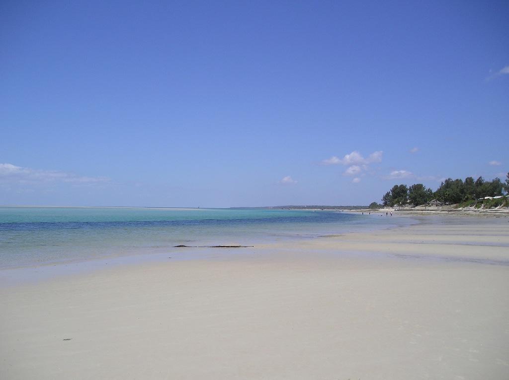 Пляж Виланкулос в Мозабмике, фото 1