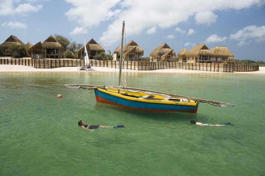 Пляж Виланкулос в Мозабмике, фото 3