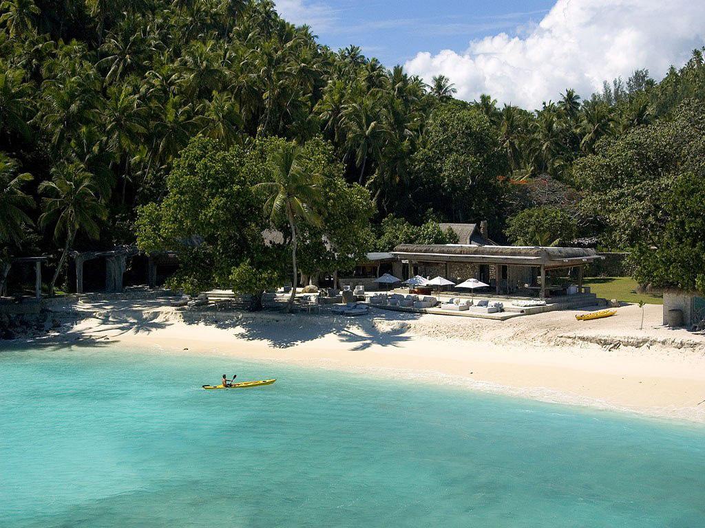 Северный остров на Сейшелах, фото 12