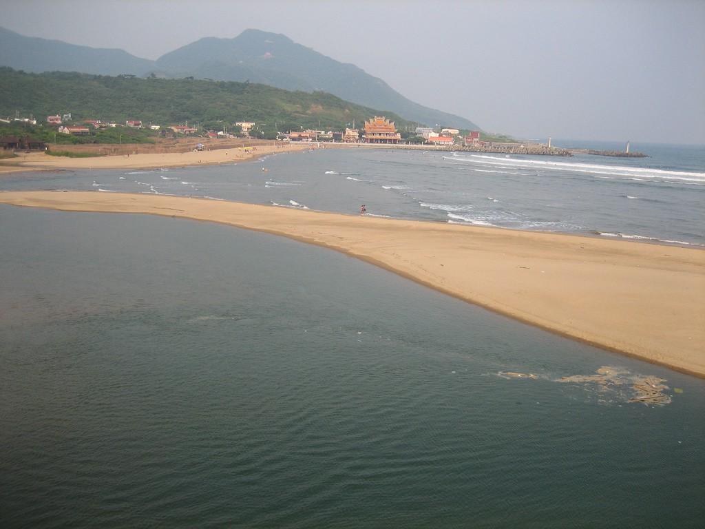 Пляж Фулонг в Тайване, фото 1