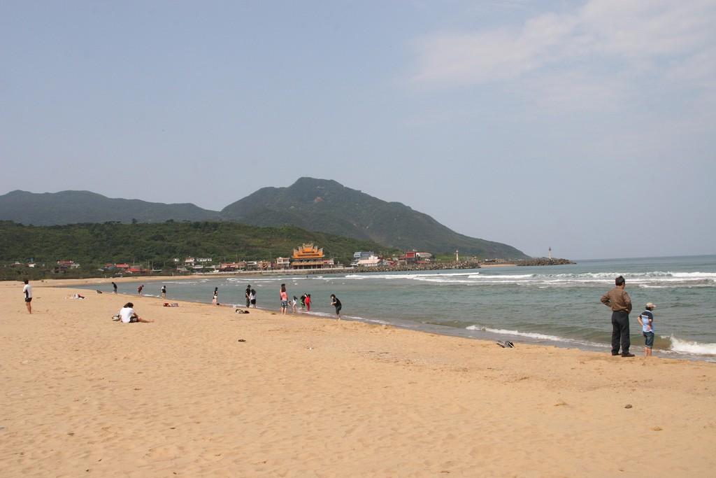 Пляж Фулонг в Тайване, фото 2