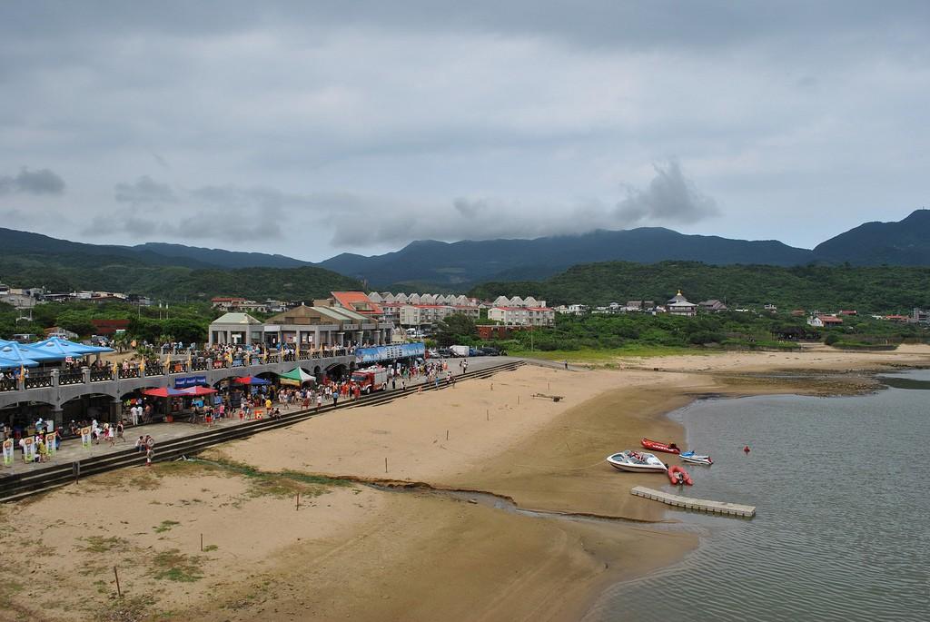 Пляж Фулонг в Тайване, фото 3