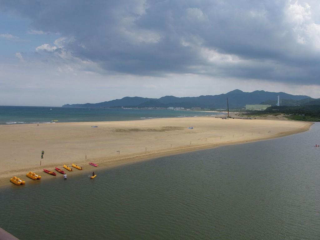 Пляж Фулонг в Тайване, фото 4