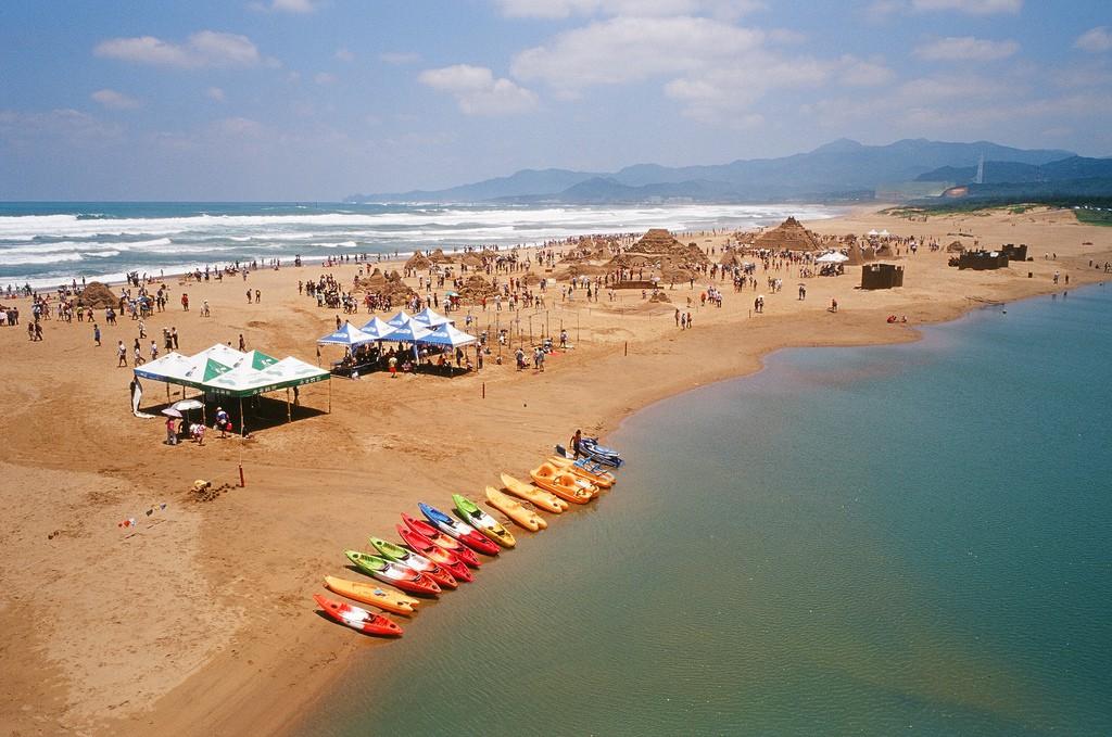 Пляж Фулонг в Тайване, фото 5
