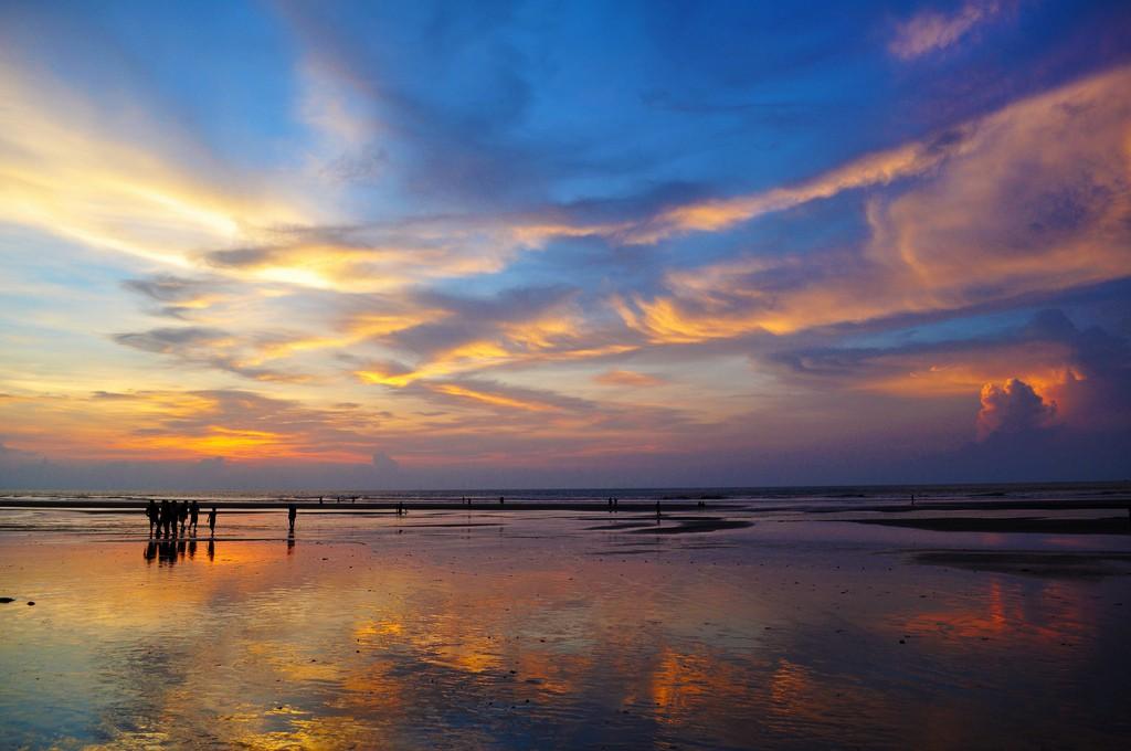 Самый длинный пляж в мире - Пляж Кокс-Базар в Бангладеше, фото 2