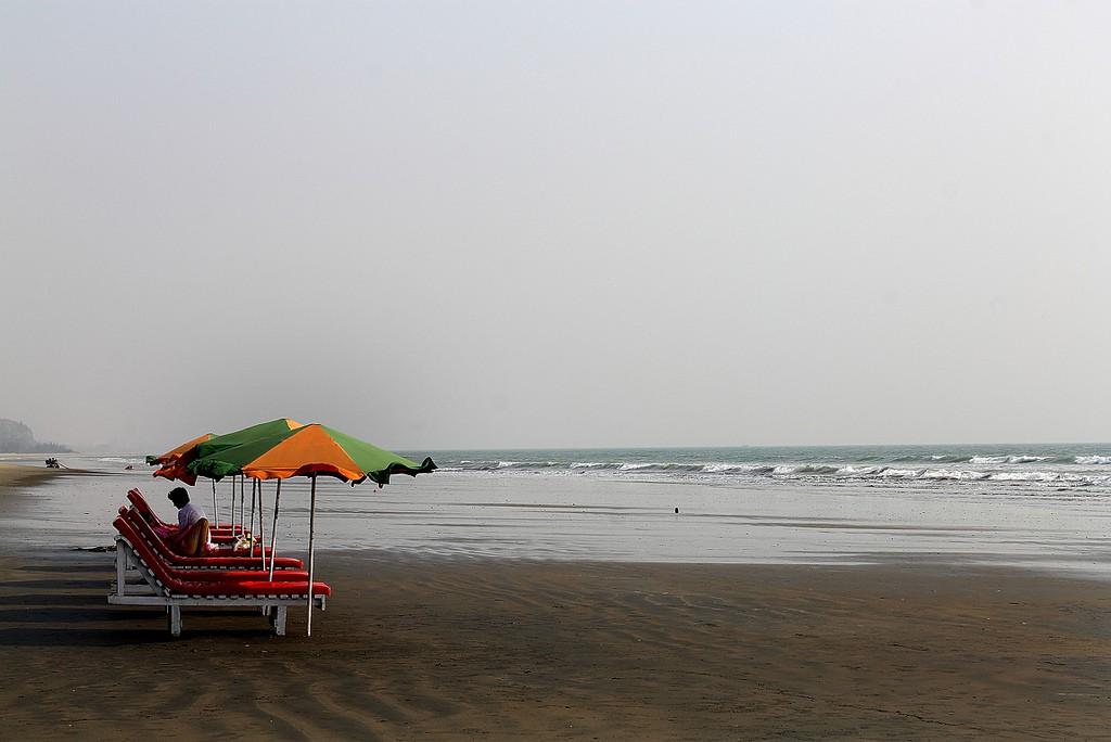 Самый длинный пляж в мире - Пляж Кокс-Базар в Бангладеше, фото 3