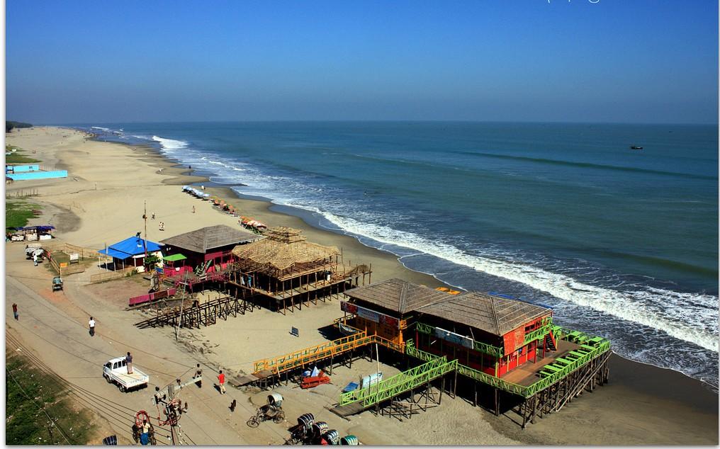 Самый длинный пляж в мире - Пляж Кокс-Базар в Бангладеше, фото 5