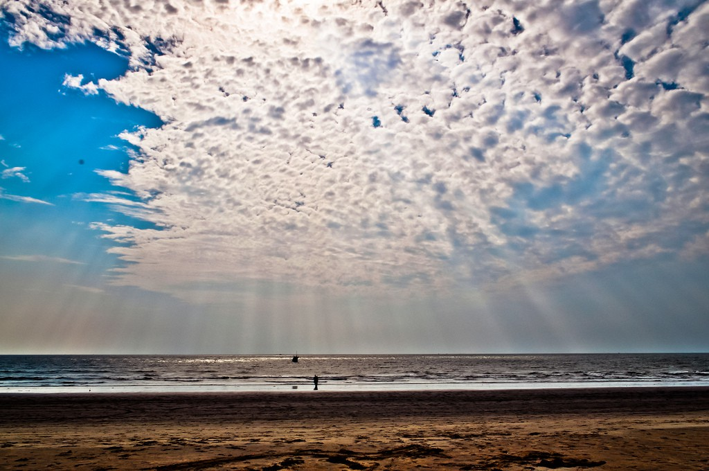 Самый длинный пляж в мире - Пляж Кокс-Базар в Бангладеше, фото 8