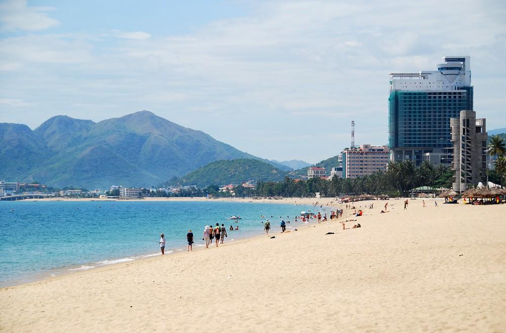 Пляж Нячанг во Вьетнаме, фото 1