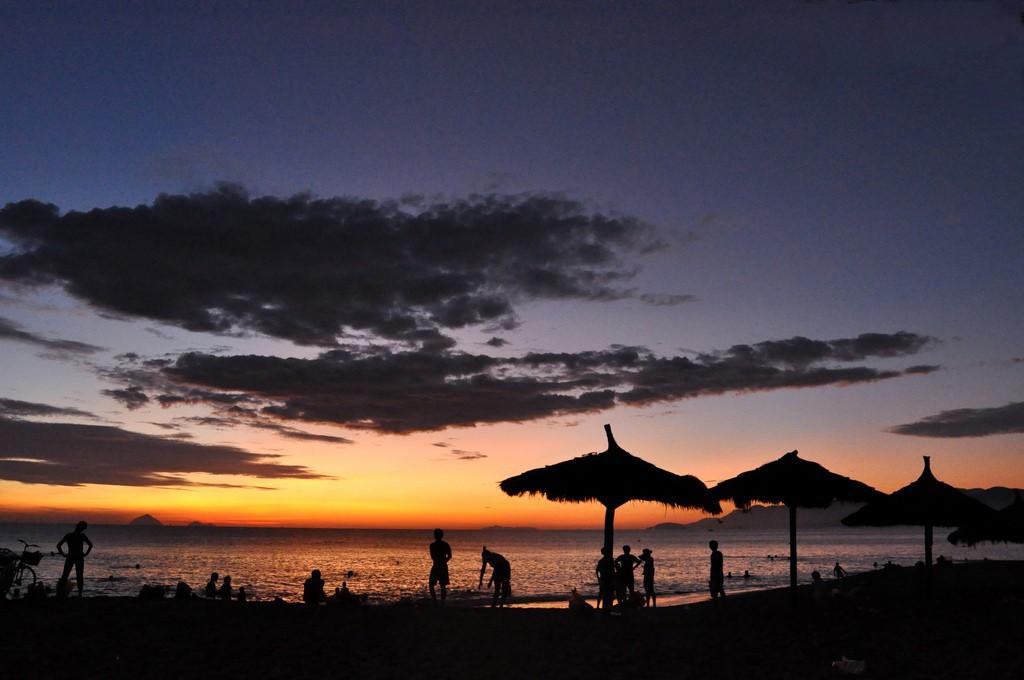 Пляж Нячанг во Вьетнаме, фото 4