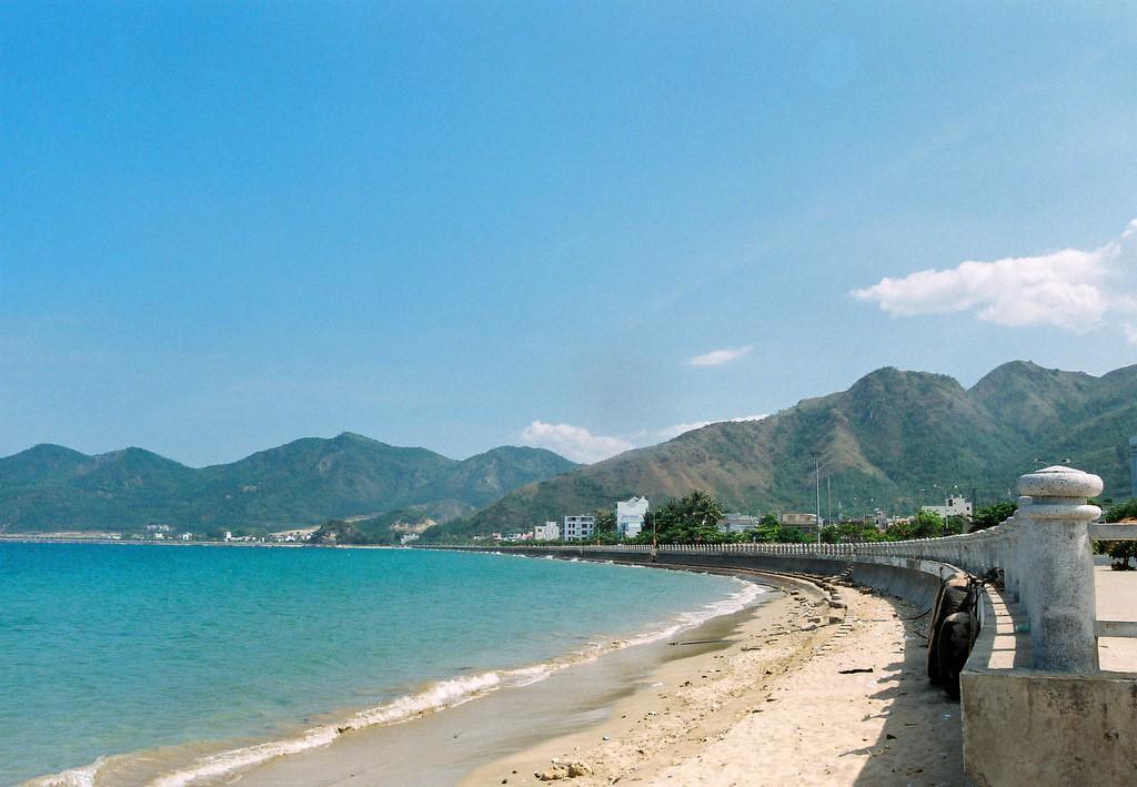 Пляж Нячанг во Вьетнаме, фото 6