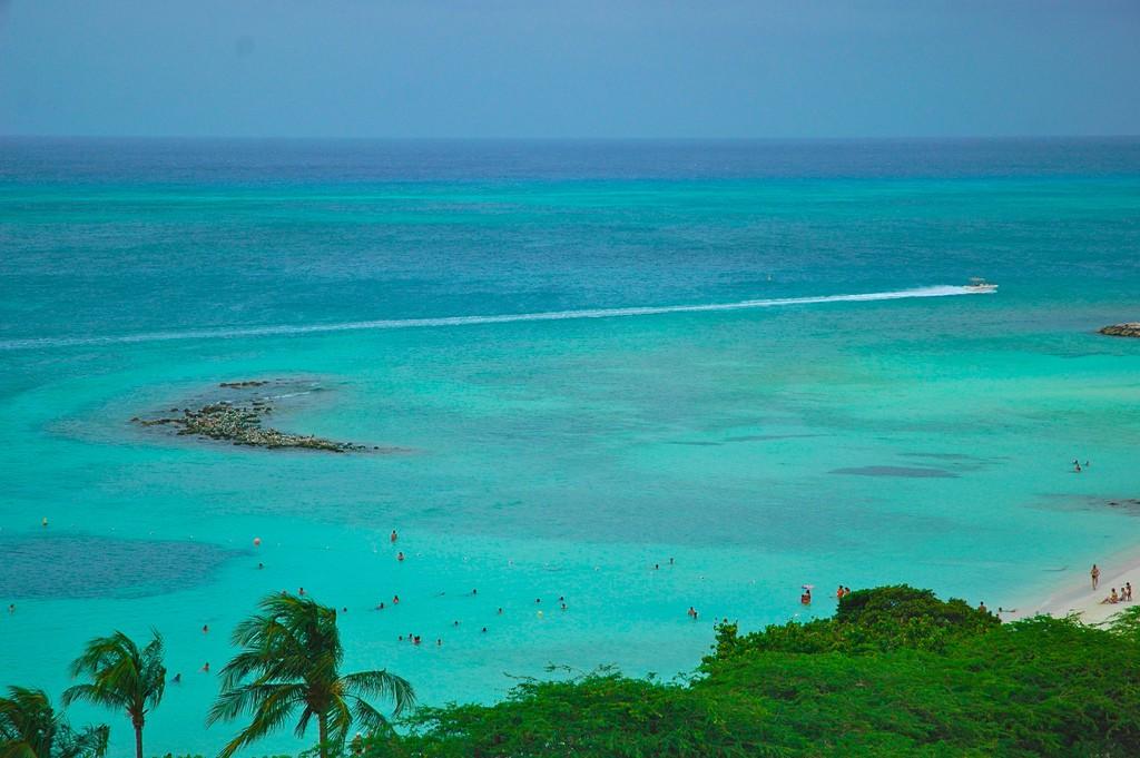 Пляж Палм Бич на Арубе, фото 3