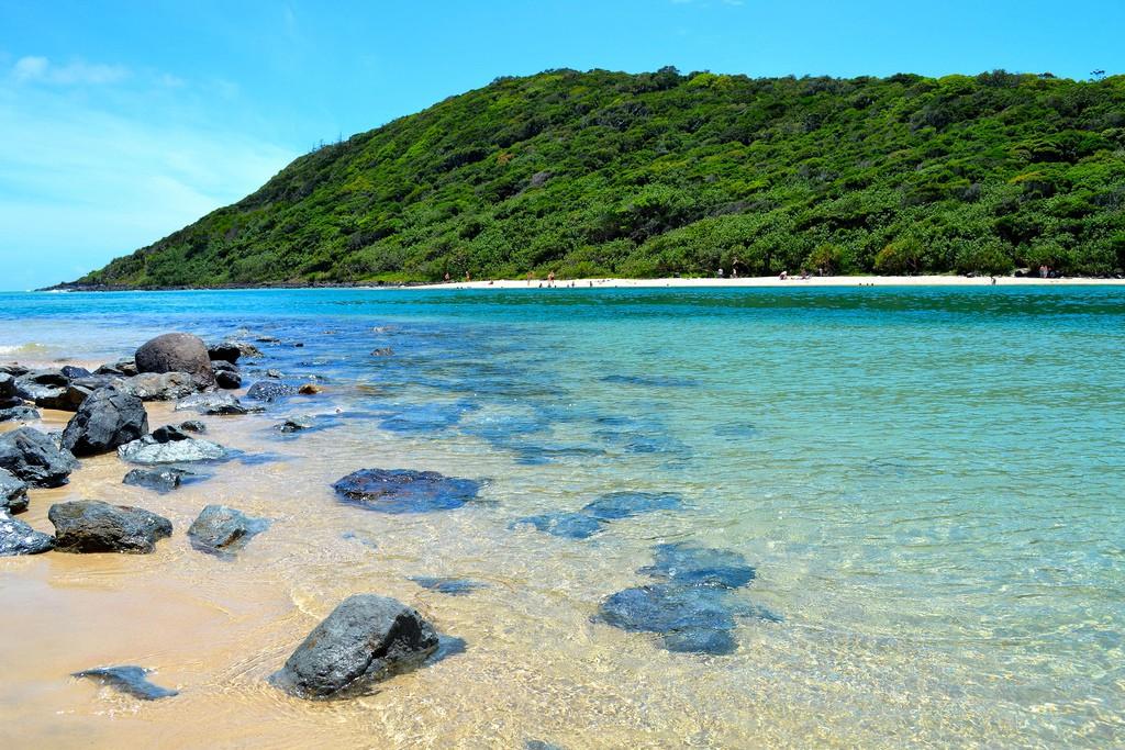 Пляж Золотой Берег в Австралии, фото 10
