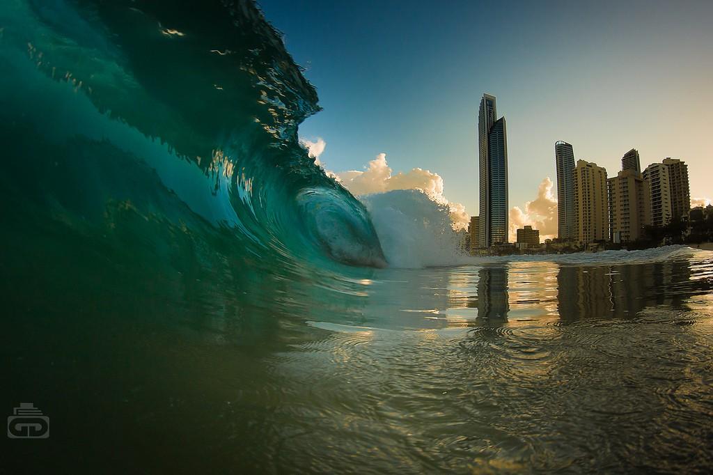 Пляж Золотой Берег в Австралии, фото 12