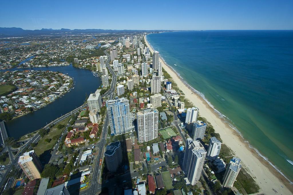 Пляж Золотой Берег в Австралии, фото 14