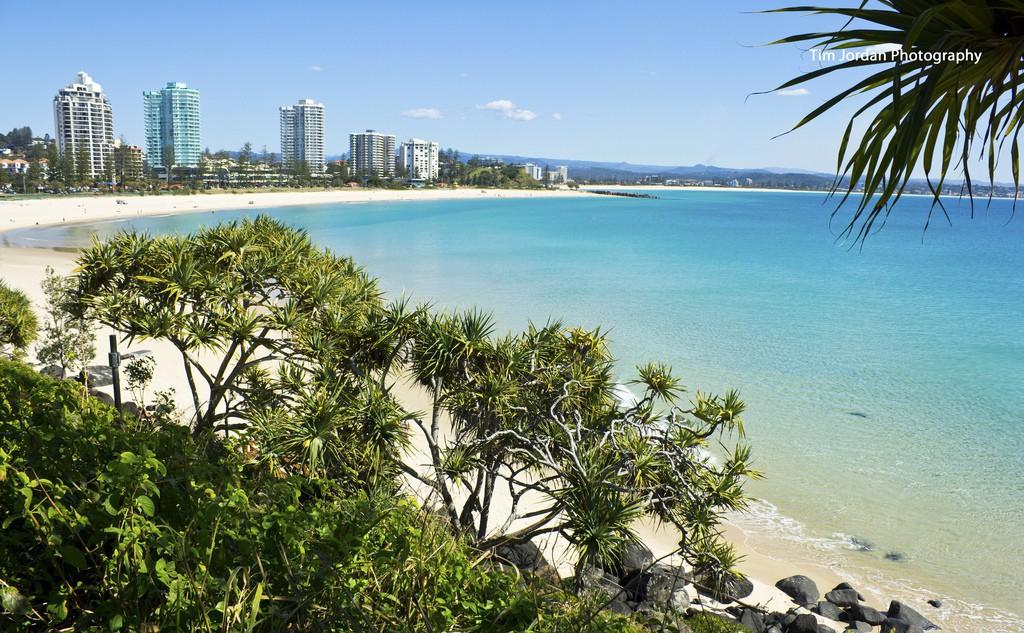 Пляж Золотой Берег в Австралии, фото 15