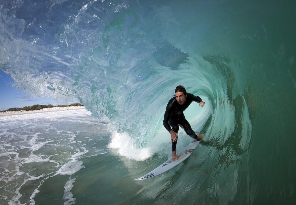 Пляж Золотой Берег в Австралии, фото 2