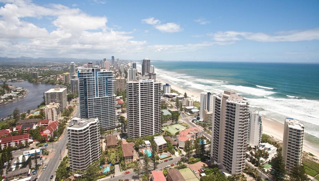 Пляж Золотой Берег в Австралии, фото 3