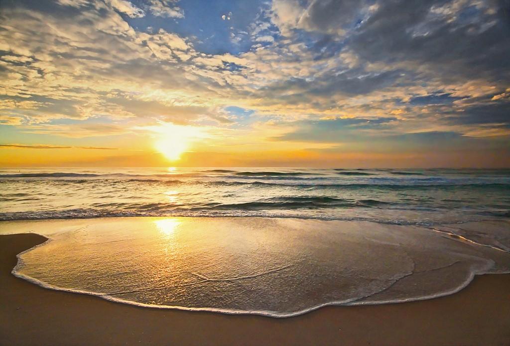 Пляж Золотой Берег в Австралии, фото 4